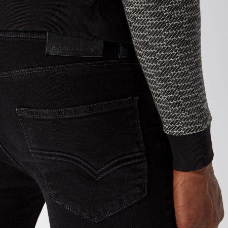 Remus Uomo Black Argo Jeans