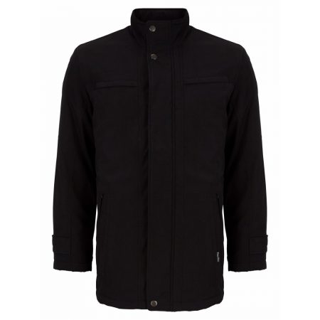 Wellington Black Danbury Casual Jacket