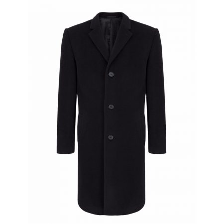 Wellington Black Berwick Tailored Coat