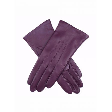 Dents Emma Thistle Classic Leather Gloves