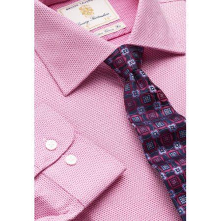 Brook Taverner Pink Long Sleeve Shirt