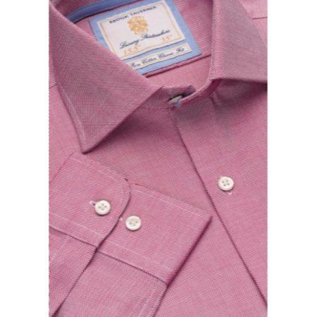 Brook Taverner Red Long Sleeve Shirt