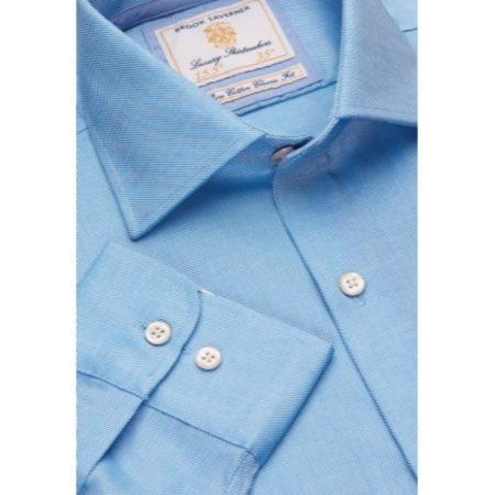 Brook Taverner Light Blue Long Sleeve Shirt