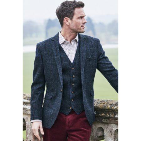 Brook Taverner Tolsta Harris Tweed Jacket