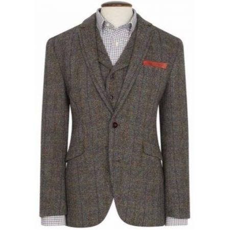 Brook Taverner Sumburgh Harris Tweed Jacket