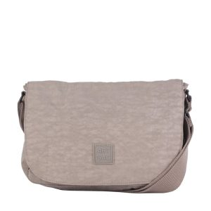 Artsac Grey Showerproof Shoulder Bag