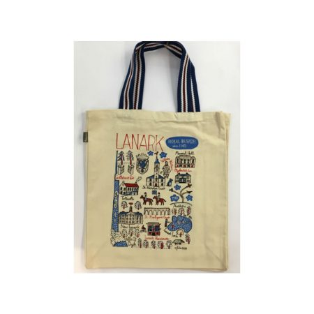 Lanark Canvas Tote Shopper Bag - Brooks Exclusive