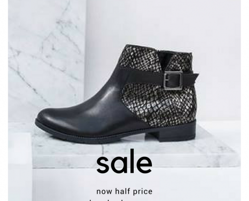 Winter Half Price Sale