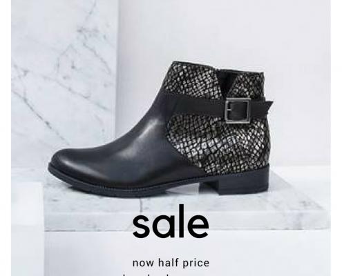 Winter Half Price Sale
