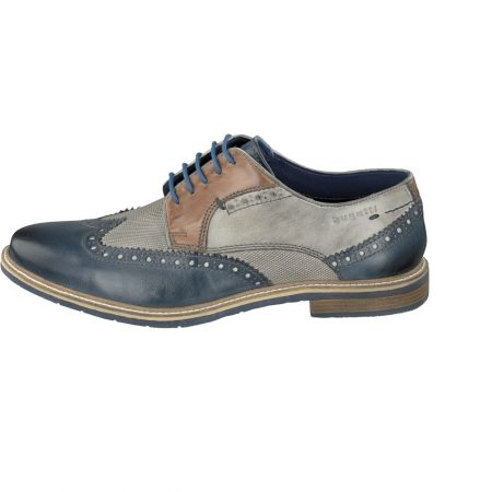 Bugatti Multi Tone Leather Brogue Shoes