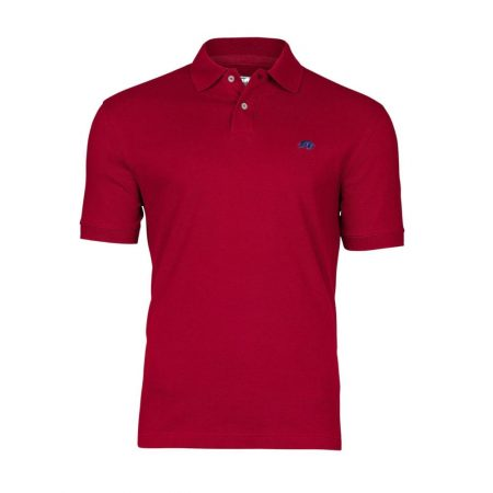 Raging Bull Red Signature Polo shirt