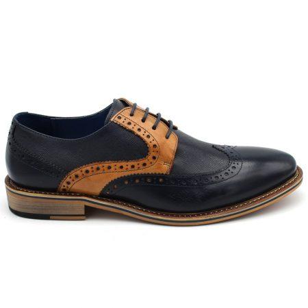 Sergio Duletti Navy Shoe