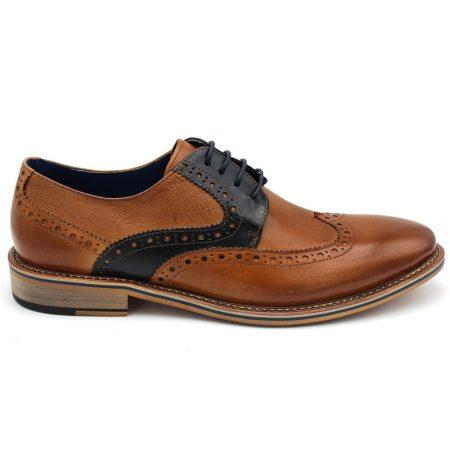 Sergio Duletti Tan Shoe