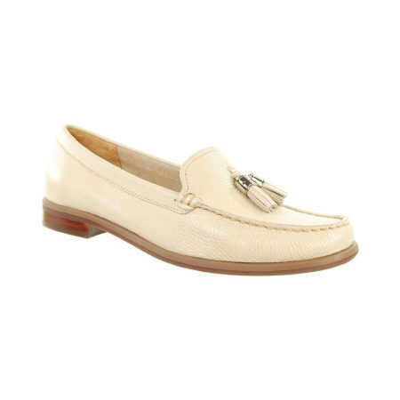 Capollini Julia Stone Leather Loafers