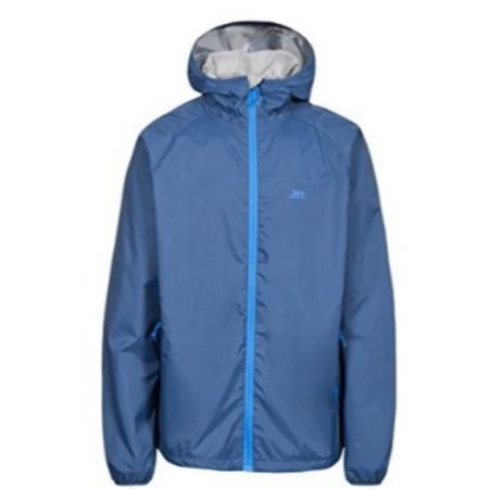 Trespass Midnight Blue Rocco Waterproof Jacket