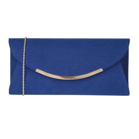 Lotus Avianna Cobalt Blue Evening Bag
