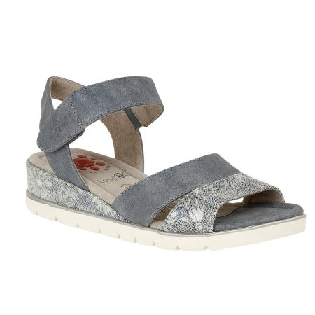 Lotus Relife Giannone Blue Comfort Sandals