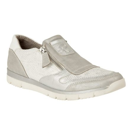 Lotus Relife Marigold Silver Comfort Trainers