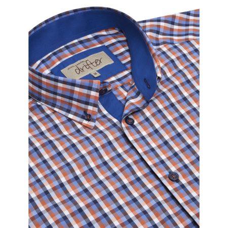 Drifter Check Short Sleeve Shirt