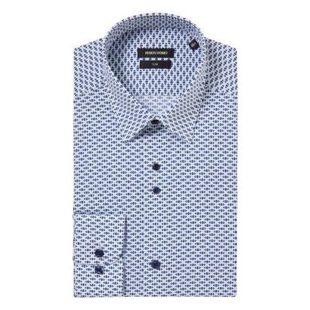 Remus Uomo Slim Fit Long Sleeve Shirt