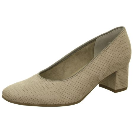 Jenny Ara Mayenne Light Grey Dress Shoes