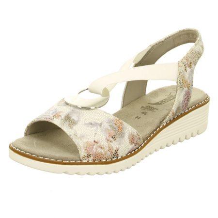 Jenny Ara Belize Floral Comfort Sandals