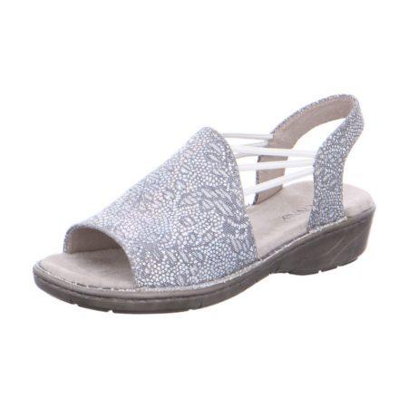 Jenny Ara Korsika Grey Comfort Sandals