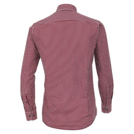 Casa Moda red striped shirt