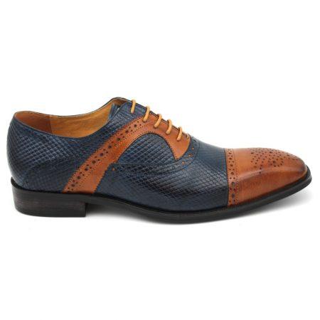Sergio Duletti Navy Montegro Shoe