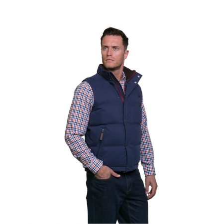 Raging Bull Navy Signature Gilet