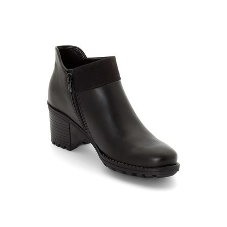 Jenny Ara Madison Black Ankle Boots
