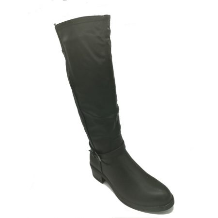 Antonio Dolfi Black Knee High Boots