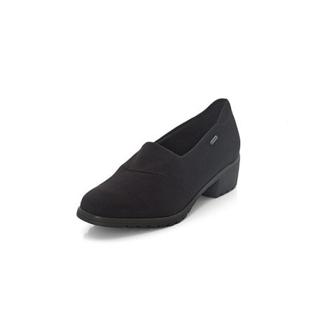 Ara Modena Black Waterproof Comfort Shoes