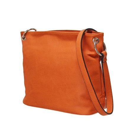 Envy Orange Medium Sized Shoulder Bag