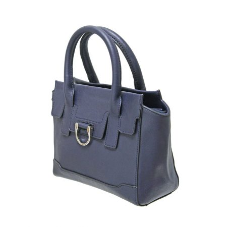 Envy Navy Small Handbag