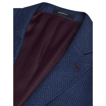 Douglas Blue Dress Jacket