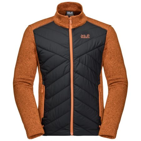 Jack Wolfskin Caribou Crossing Track - Desert Orange