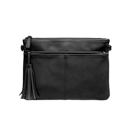 Envy Black Small Shoulder Bag