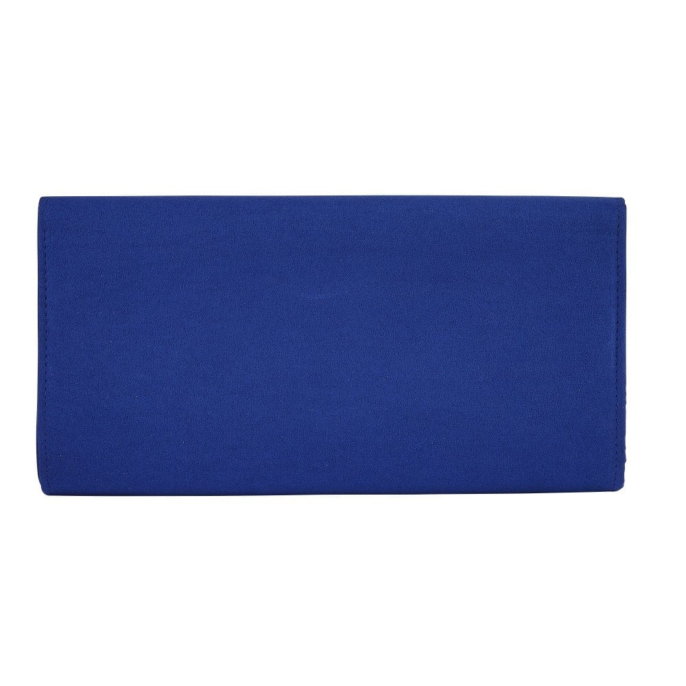 Sommerton Brooks Blue Lotus Shops Microfibre Clutch 6TZgxwAqw