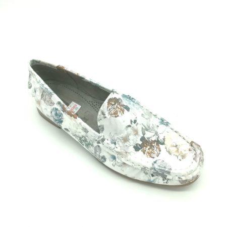 Jenny Ara Atlanta Floral Loafers