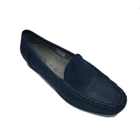 Jenny Ara Atlanta Navy Loafers