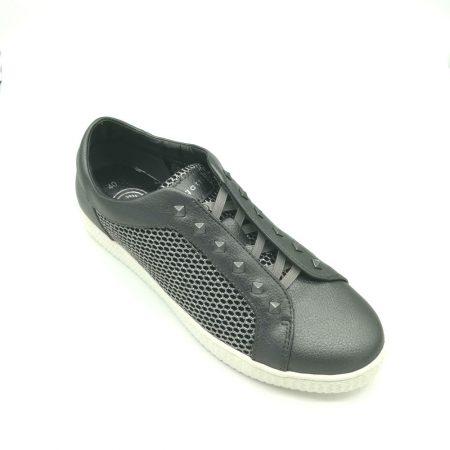 Bugatti Dark Grey Trainer Shoes