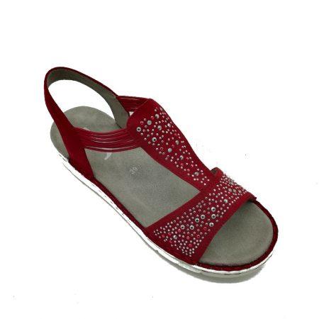 Jenny Ara Korsika Red Sandals