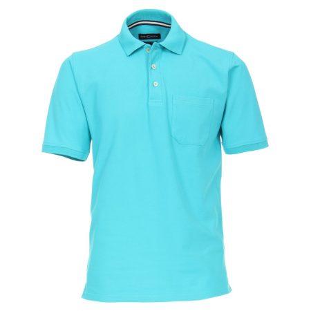 Casa Moda Turquoise Polo Shirt