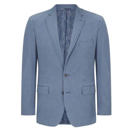 douglas light blue cotton jacket