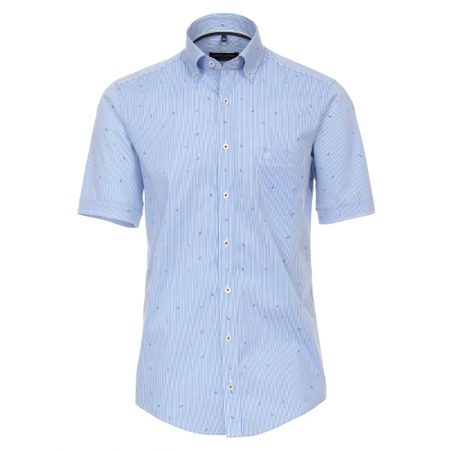 Casa Moda Blue Shirt