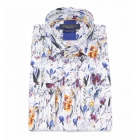 Guide London Flower Shirt