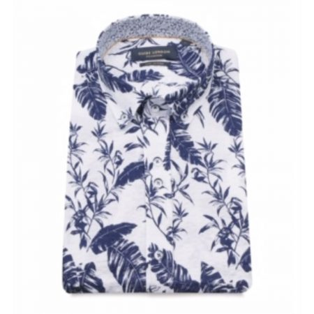 Guide London Short Sleeve Print