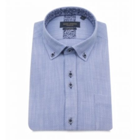 Guide London Blue Shirt