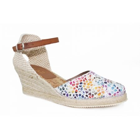Lunar Copenhagen White Multi Wedges